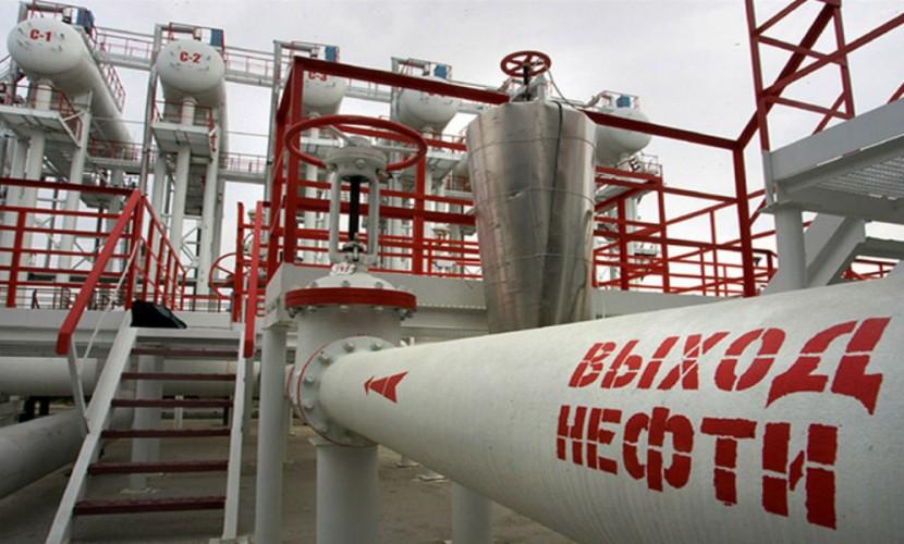 Поставки нефти из России на белорусские НПЗ
