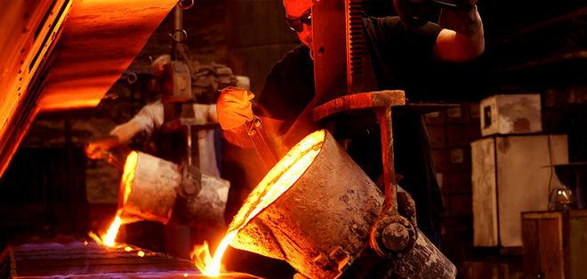 литье металла для заготовок