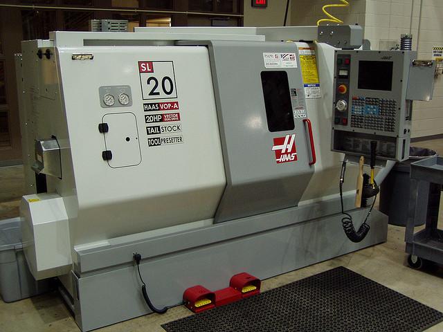 CNC станок