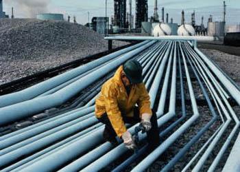испытание трубопровода